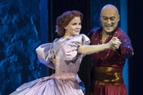 The King and I at the Palladium announces further casting and West End extension