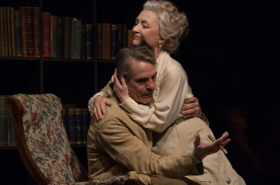 Long Day's Journey into Night transfers to West End with Jeremy Irons and Lesley Manville