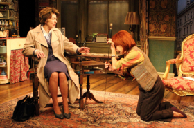 First look at Maureen Lipman and Felicity Kendal in Lettice and Lovage