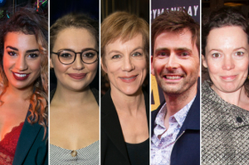 Winners of the 18th Annual WhatsOnStage Awards announced: David Tennant and Olivia Colman win