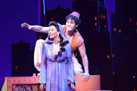 Open auditions announced for West End Aladdin