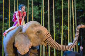 In pictures: Running Wild at Regent's Park Open Air Theatre