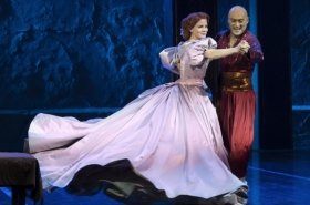 The King and I to be revived at the London Palladium in 2018