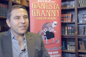 David Walliams on Gangsta Granny coming to the West End
