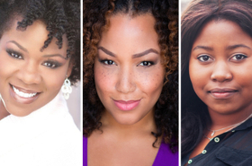 New Effies announced as Amber Riley leaves Dreamgirls