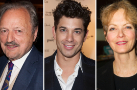 Adam Garcia leads the cast of The Exorcist in the West End