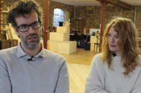 Watch: Behind the scenes with Barnum at the Menier