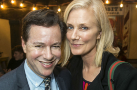 Joely Richardson and Michael Xavier among guests at opening night of Barnum