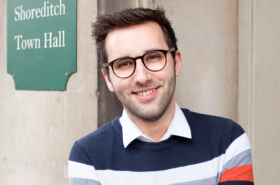 James Pidgeon to helm Shoreditch Town Hall