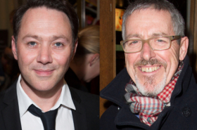 Reece Shearsmith and Griff Rhys Jones to return to the West End