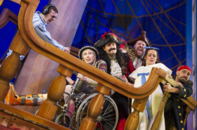 Casting announced for Peter Pan Goes Wrong