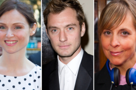 Jude Law and Sophie Ellis-Bextor to star in Lyric Hammersmith fundraiser