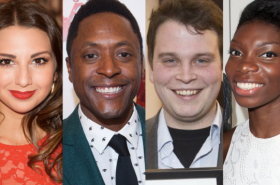 Theatre stars shortlisted for Times Breakthrough Award