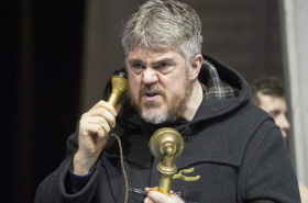 Phill Jupitus, Jason Manford and cast rehearse Chitty Chitty Bang Bang