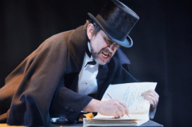 Phil Daniels in Dr Jekyll and Mr Hyde: First look