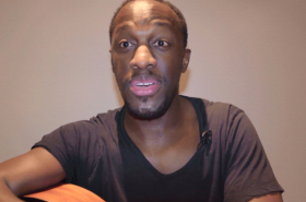Watch Giles Terera introduce The Ballad of Soho Jones