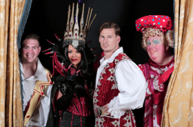 Why the Darlington pantomime is the fairest in all the land