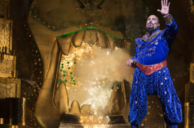 Disney's Aladdin coming to West End summer 2016?