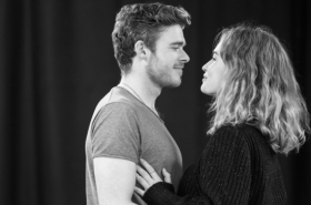 First look: Romeo and Juliet rehearsals