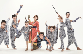 An introduction to Korean theatre at this year's Fringe