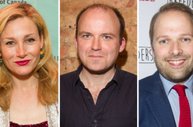Full casting announced for Bridge Theatre's Young Marx