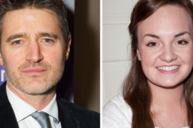 Charlotte Wakefield joins Tom Chambers and Caroline Flack in UK tour of Crazy for You