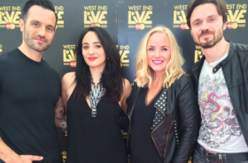 Ramin Karimloo and Kerry Ellis on Murder Ballad