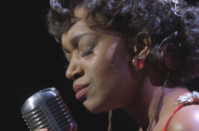 """Exclusive video: Rachel John performs """"Love Will Stand When All Else Falls"""""""