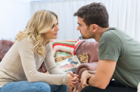 First look at Emilia Fox and Theo James in Sex With Strangers