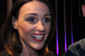 Suranne Jones on Frozen: 'My husband refused to read this play'