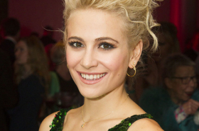 In pictures: Pixie Lott celebrates Breakfast at Tiffany's opening night