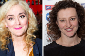 Sophie Thompson drops out of National Theatre's Peter Pan