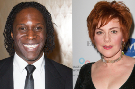 Hugh Maynard and Sophie-Louise Dann to star in Sweeney Todd