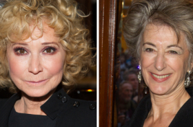 Felicity Kendal and Maureen Lipman to star in Lettice and Lovage