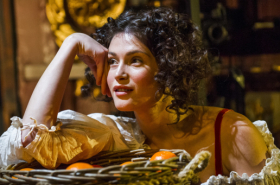 First look: Gemma Arterton in Nell Gwynn