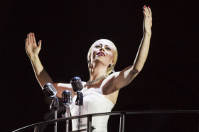 First look at Emma Hatton in Evita