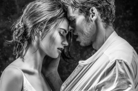 First look at Lily James and Richard Madden in Romeo and Juliet
