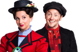 Full casting announced for Mary Poppins tour