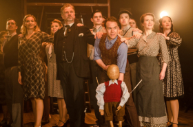 Photos: Rodgers and Hammerstein's Allegro opens at Southwark Playhouse