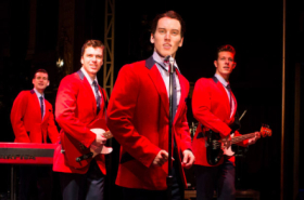 New casting announced for Jersey Boys tour