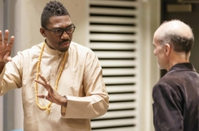 Kwame Kwei-Armah is a natural leader, but there's no knowing where he'll take the Young Vic