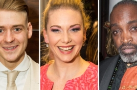 Emma Williams, Jonny Fines and Ray Shell cast in An Officer and a Gentleman