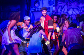 In the Heights extends until October 2016