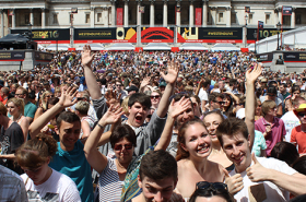 Line-up revealed for West End Live 2015