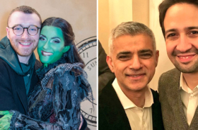 Sam Smith, Sadiq Khan and Imelda Staunton make our top pics of the week