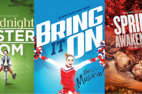 Bring It On and Spring Awakening in British Theatre Academy's 2018 season at Southwark Playhouse