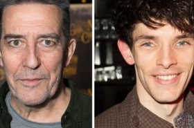 Ciaràn Hinds joins Colin Morgan in National Theatre's Translations as full cast announced