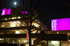 National Theatre's chair steps down