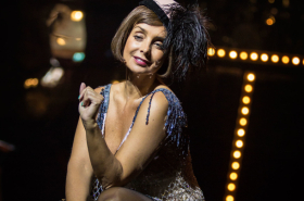 First look at Louise Redknapp in Cabaret