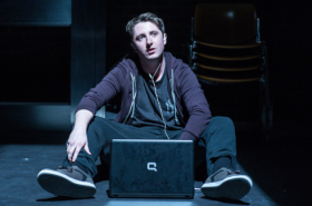 First look at Teddy Ferrara ahead of opening night